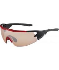 Bolle 12268 Aeromax schwarze Sonnenbrille