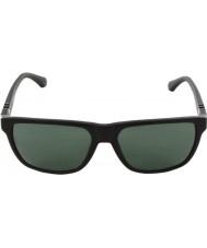 Emporio Armani Ea4035 58 moderne schwarze 501.771 Sonnenbrille
