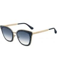 Jimmy Choo Damen lizzy s ky2 08 63 Sonnenbrille
