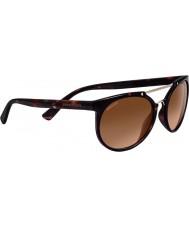 Serengeti 8352 Lerici Schildpatt-Sonnenbrille