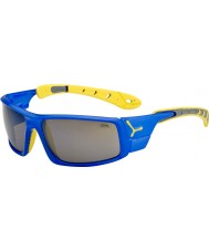 Cebe Ice 8000 electric blue gelb Sonnenbrille