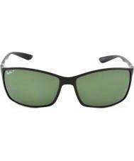 RayBan Rb4179 62 liteforce mattschwarz 601s9a polarisierten Sonnenbrillen
