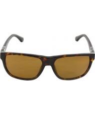 Emporio Armani Ea4035 58 moderne havanna dunkel 502.683 polarisierten Sonnenbrillen