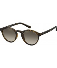 Polaroid Mens pld1013-s v08 94 havanna polarisierten Sonnenbrillen