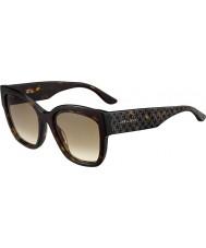 Jimmy Choo Damen Roxie s 086 ha 55 Sonnenbrille