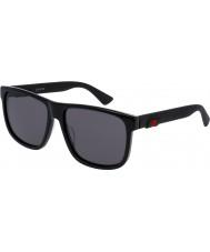 Gucci Mens gg0010s 001 Sonnenbrillen