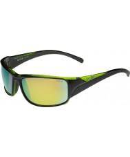 Bolle 11904 keelback schwarze Sonnenbrille