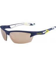 Bolle Bolt Ryder-Cup-blau-gelb-Modulator v3 Golf Sonnenbrille