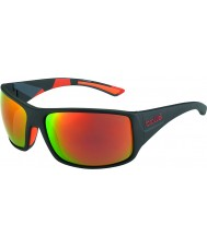 Bolle 12130 Tigersnake schwarze Sonnenbrille