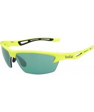 Bolle Bolt neongelb competivision Pistole Tennis Sonnenbrille