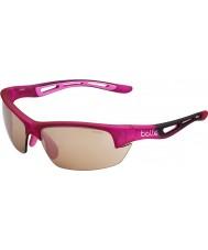 Bolle Bolt s rosa Modulator v3 Golf Sonnenbrille