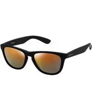Polaroid P8443 9Ca schwarz braun polarisierten Sonnenbrillen L6