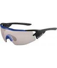 Bolle 12269 Aeromax schwarze Sonnenbrille