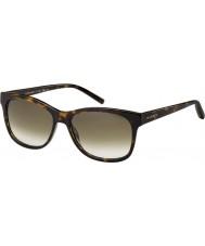 Tommy Hilfiger Th 1985 086 db Schildpatt-Sonnenbrille