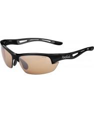 Bolle Bolt s schwarz Modulator v3 Golf Sonnenbrille