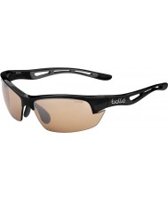 Bolle 11781 bolt schwarze Sonnenbrille