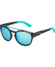 Bolle 12356 boxton schwarze Sonnenbrille