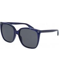 Gucci Damen gg0022s 005 Sonnenbrillen
