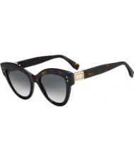 Fendi Damen ff0266 s 86 9o 52 Peekaboo Sonnenbrille