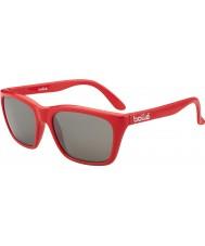 Bolle 12048 527 Retro-Kollektion rote Sonnenbrille