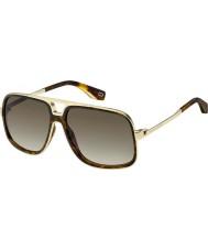 Marc Jacobs Damen Marc 265 s 086 ha 60 Sonnenbrille