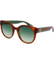 Gucci Damen gg0035s 003 Sonnenbrillen