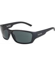 Bolle 12373 Steinbock schwarze Sonnenbrille