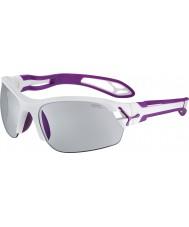 Cebe Cbspring5 s-pring weiße Sonnenbrille