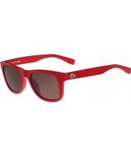 Lacoste L790s roten Sonnenbrillen