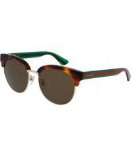 Gucci Mens gg0058sk 003 Sonnenbrillen