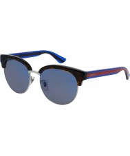 Gucci Mens gg0058sk 004 Sonnenbrillen