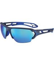 Cebe Cbstl16 S-Track l blaue Sonnenbrille