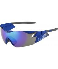Bolle 12076 6. Sinn blaue Sonnenbrille