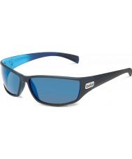 Bolle 11693 Python schwarze Sonnenbrille