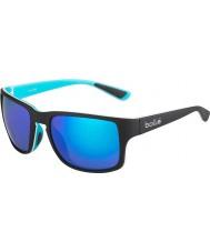 Bolle 12425 schieferschwarze Sonnenbrille