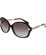 Gucci Damen gg0076s 003 Sonnenbrillen