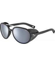 Cebe Schwarze Sonnenbrille des Cbsum1 Gipfels