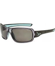 Cebe Changpa gebürstet grau polarisierten Sonnenbrillen