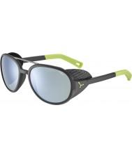 Cebe Schwarze Sonnenbrille des Cbsum4 Gipfels