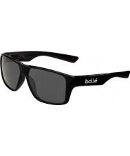 Bolle 12433 brecken schwarze Sonnenbrille
