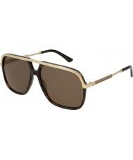 Gucci Gg0200s 002 57 Sonnenbrille