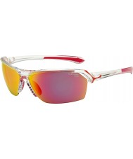 Cebe Wilde Kristall rosa Sonnenbrille