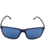 Polo Ralph Lauren Ph4092 58 matt blau 550680 Sonnenbrille