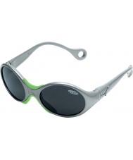 Cebe 1973 (Alter 1-3) metallisch glänzenden grau 2000 grau Sonnenbrille