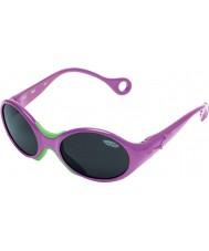 Cebe 1973 (Alter 1-3) metallic pink 2000 grau Sonnenbrille