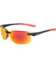 Bolle 12419 flyair schwarze Sonnenbrille