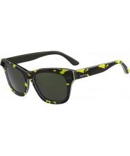 Valentino Damen v670ss schwarze Sonnenbrille
