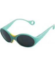 Cebe 1973 (Alter 1-3) hellblau gelb 2000 grau Sonnenbrille