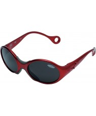 Cebe 1973 (Alter 1-3) glänzend Rubidium rot 2000 grau Sonnenbrille