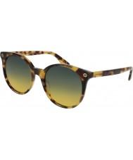 Gucci Damen gg0091s 003 Sonnenbrille